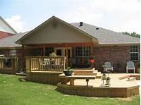 good looking design ideas deck patio Good Looking Backyard Deck Designs Ideas With Natural Teak ...
