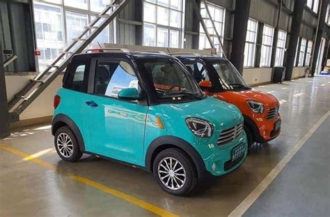 Electric mini car now being sold in selected countries