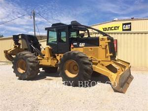 Used CATERPILLAR FORESTRY - SKIDDER 2,014 525C SS DP for ...