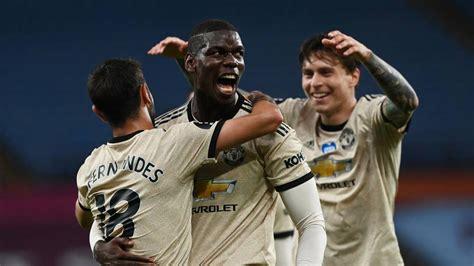 Aston Villa 0-3 Man Utd All Goals & Highlights 09/07/2020 ...