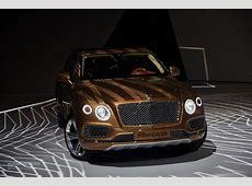 Bentley Bentayga Might Get the Same 40 TDI V8 with E
