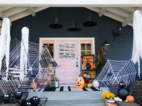 Scary Decorations For - 65 diy decorations decorating ideas hgtv