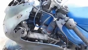 2007 -2008 Kawasaki Zx600p Ninja Zx6r Motor And Parts For Sale On Ebay