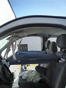 Amenagement Camion Camping Car : banquette lit avant avec fixation mousqueton van camping car utilitaire am nagement ~ Maxctalentgroup.com Avis de Voitures