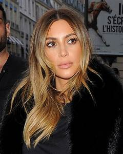Kim Kardashian Is A Brunette Again—See The New 'Do ...