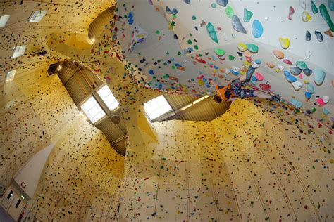 Climbing Gym Amsterdam Mountain Network