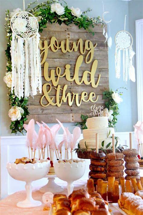 karas party ideas young wild  birthday party