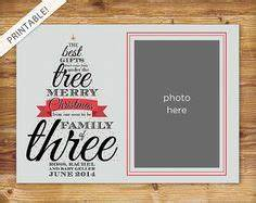 Holiday Pregnancy Announcement on Pinterest