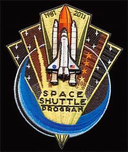 NASA Space Shuttle Program Commemorative Patch
