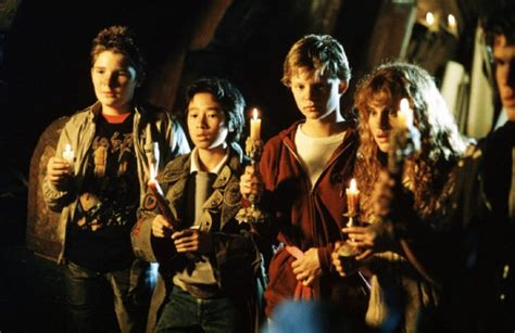 goonies    sequel director  toronto star