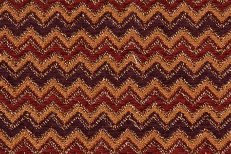 Zig Zag Upholstery Fabric by 0 75 Yards Cottage Zig Zag Stripe Tapestry Upholstery