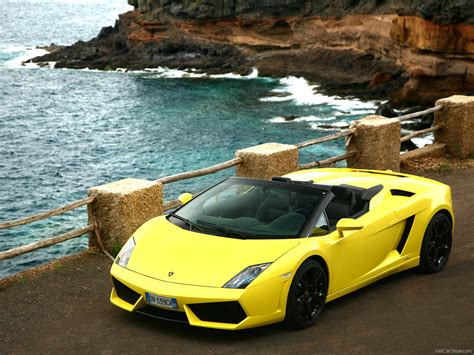 Lamborghini Gallardo LP560-4 Spyder (2009) - picture 3 of ...