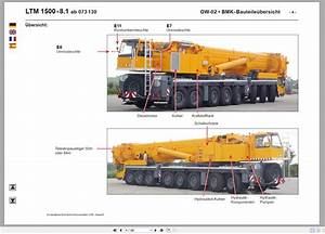 Liebherr Mobile And Crawler Crane Full Model Dvd