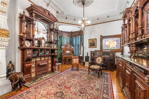 Stunning Victorian Homes Of San Francisco