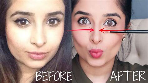 contour  nose   pro  smaller thinner nose  plastic surgery youtube