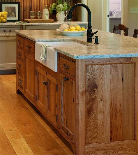 reclaimed wood kitchen island 24 ways to get creative with reclaimed wood