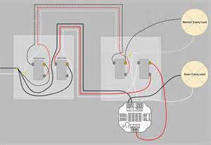 3 Way Light Switch Diagrams