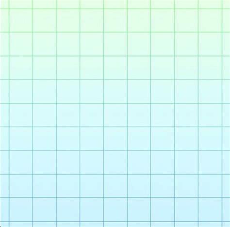 aesthetic pastel pale soft green blue gradient grid seni
