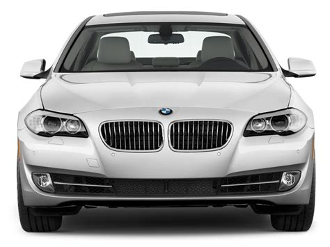 2012 Bmw 5-series 4-door Sedan 535i Rwd Front