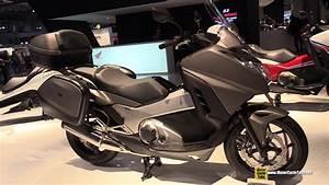 Honda 750 Scooter : 2015 honda integra 750 dct maxi scooter walkaround 2014 eicma milan motorcycle exhibition ~ Voncanada.com Idées de Décoration