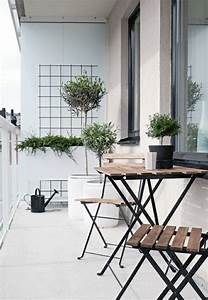 Balkon Bank Klein : 25 beste idee n over klein balkon op pinterest kleine ~ Michelbontemps.com Haus und Dekorationen