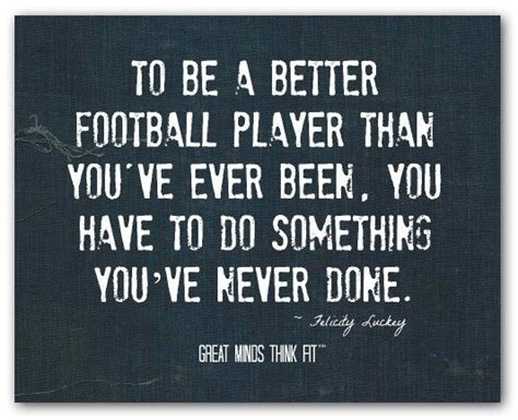 inspirational football quotes on football