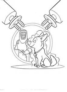 Bolt coloring page Free Printable Coloring Pages