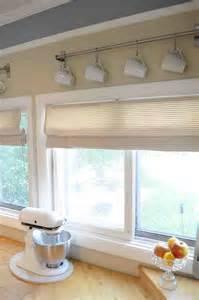 Kitchen Blind Ideas Diy Kitchen Window Treatments Decor Ideasdecor Ideas
