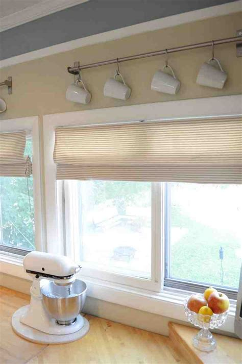 curtain ideas for kitchen diy kitchen window treatments decor ideasdecor ideas