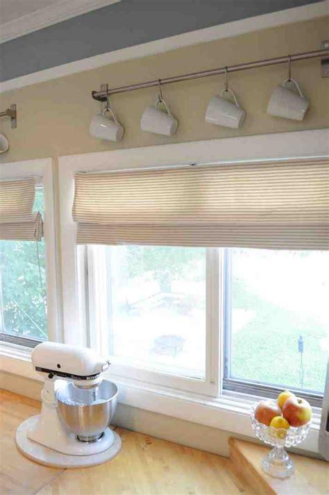 curtain ideas for kitchen windows diy kitchen window treatments decor ideasdecor ideas
