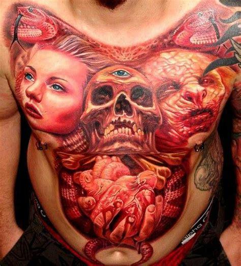 skull tattoos  men fiercest gallery  skull tattoos