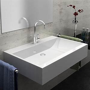 Waschbecken Mit Ablage : lux aqua design luxus waschtisch guss marmor waschbecken ~ Lizthompson.info Haus und Dekorationen
