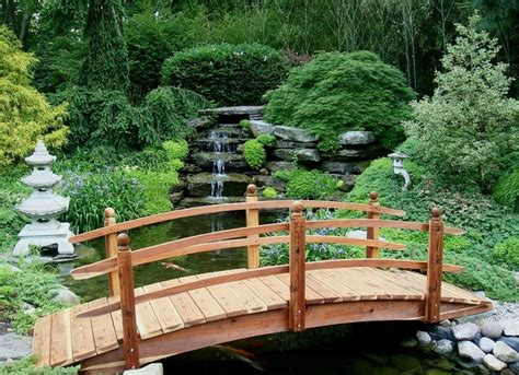 Pont De Jardin Designs Inspirants En 55 Photos Fascinantes