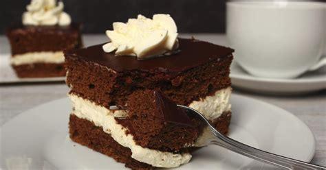 recette sponge cake au chocolat
