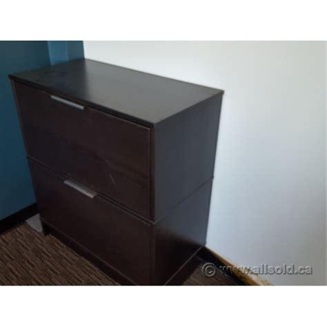 lateral file cabinet ikea ikea effektiv espresso 2 drawer lateral file cabinet