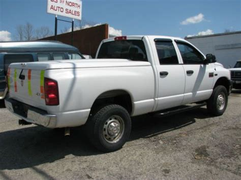 Purchase used 07 RAM 2500 CREW CAB SHORT BED 4X4 5.7 HEMI