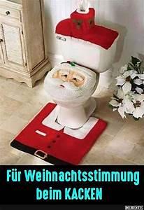 Für Weihnachtsstimmung beim Lustige Bilder, Sprüche