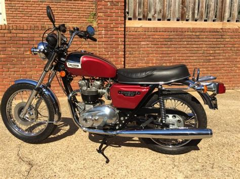 Triumph Bonneville T140 Motorcycles For Sale
