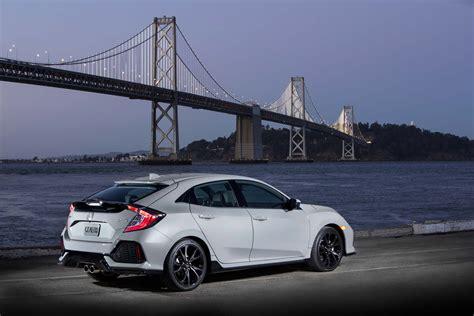 2017 Honda Civic Hatchback Ex-l W/navi First Drive Review