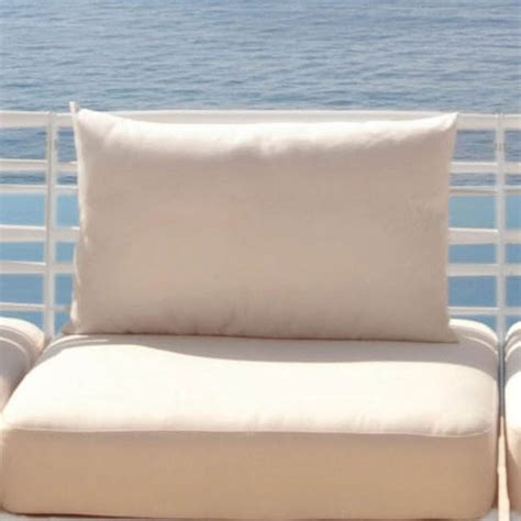 dossier de canapé coussin de dossier pour canapé marcel jardinchic