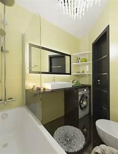 Kleines Badezimmer Modern Gestalten : moderne badezimmergestaltung 30 ideen f r kleine b der ~ Sanjose-hotels-ca.com Haus und Dekorationen