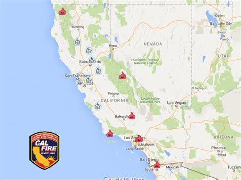 california wildfires  large fires  deaths eds