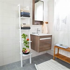 Echelle Salle De Bain : tag re chelle plus de 65 id es en images ~ Dallasstarsshop.com Idées de Décoration