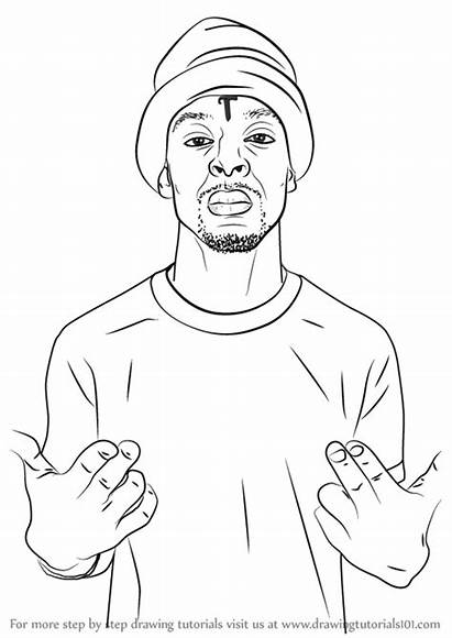 Drawing Savage Draw Lil Rappers Easy Coloring