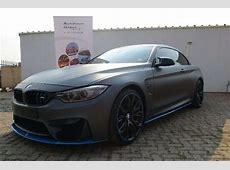 2014 BMW M4 Convertible Auto Cars for sale in Gauteng R