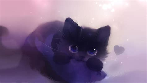 Anime Cat Wallpaper - galaxy cat wallpapers wallpaper cave