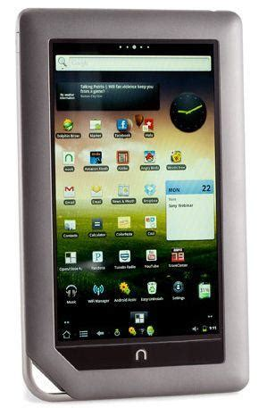 nook for android how to turn your nook color into an android tablet pcmag