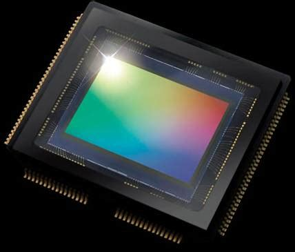 Image Sensor - toshiba outs thinner smaller 20mp cmos image sensor