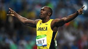 Usain Bolt Sets Olympic Triple Triple Record