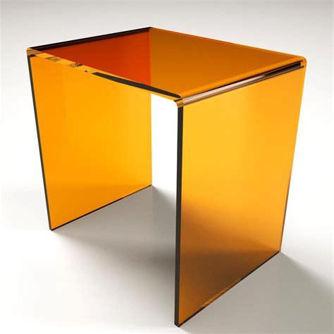 Sgabelli Plexiglass by Sgabello A Ponte In Plexiglass 10 Colori